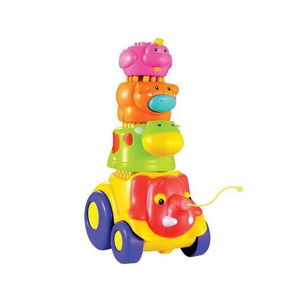 фото Каталка Toy Target Веселые слоники