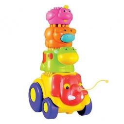 Купить Каталка Toy Target Веселые слоники