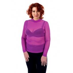 фото Водолазка Mondigo XL 8530. Цвет: лиловый. Размер одежды: 52