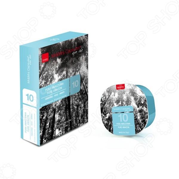 фото Арома капсулы для диффузора Mr&Mrs Fragrance Pura Amazzonia, Ароматизаторы воздуха