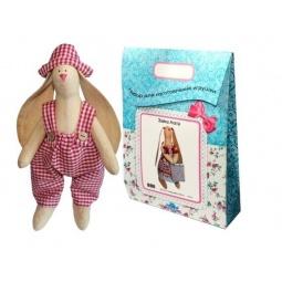 Купить Подарочный набор для изготовления текстильной игрушки Артмикс «Зайка Тимошка»