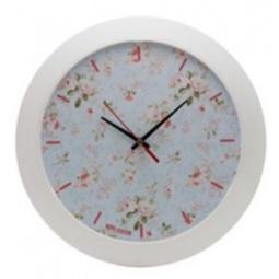 фото Часы настенные Mitya Veselkov «Розы»