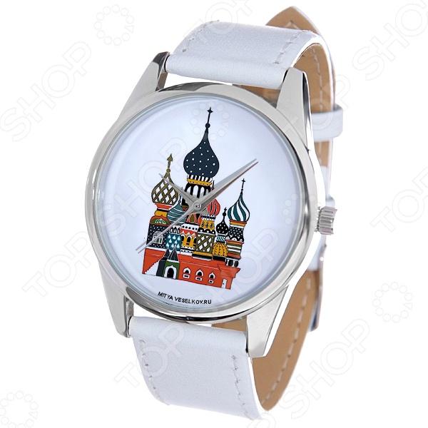 Часы наручные Mitya Veselkov «Храм» MV.White