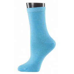 фото Носки женские Teller Wool. Цвет: бирюзовый. Размер: 39-41