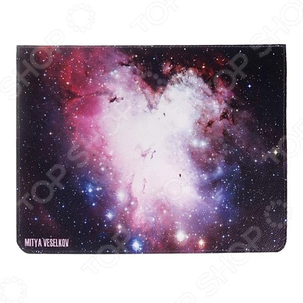 Чехол для iPad Mitya Veselkov «Космос» mitya veselkov чехол кассета розовый case5 104