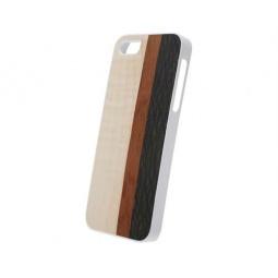 фото Чехол-накладка для iPhone 5 INMOK Tiramisu White