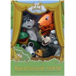 Купить Набор для кукольного театра Жирафики «Теремок»