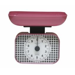 фото Весы кухонные Delta КСА-004. Цвет: розовый