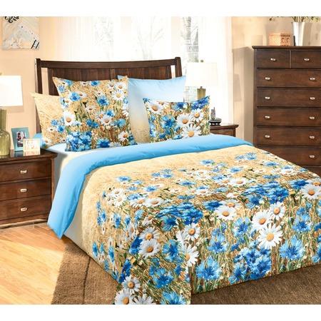 Купить Комплект постельного белья ТексДизайн «Васильки». 2-спальный
