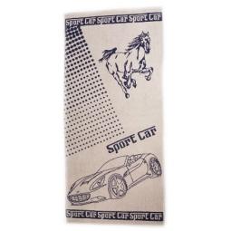 фото Полотенце махровое Cool Sport Car