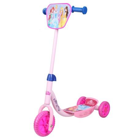 Купить Самокат трехколесный Disney «Принцессы»