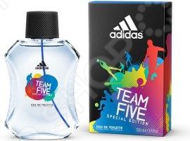 Туалетная вода мужская Adidas Team Five
