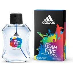 Купить Туалетная вода мужская Adidas Team Five