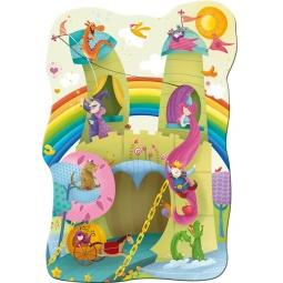 Купить Пазл для малышей Educa «Рыцари и принцессы»