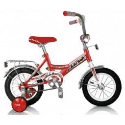 фото Велосипед Larsen Kids 12, 2013 года. Цвет: красный