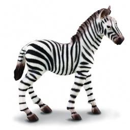 Купить Фигурка-игрушка Gulliver Жеребенок зебры