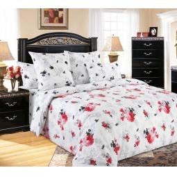 фото Комплект постельного белья Королевское Искушение с компаньоном «Анабель». 2-спальный. Размер простыни: 220х240 см
