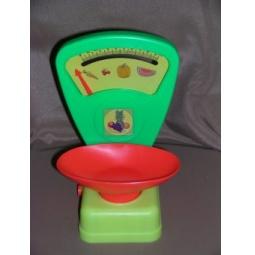 фото Весы игрушечные Огонек 01208