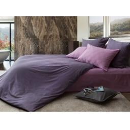 фото Комплект постельного белья Tiffany's Secret «Черничные ночи». Евро. Размер наволочки: 50х70 см — 2 шт