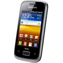 фото Смартфон Samsung Galaxy Y Duos GT-S6102. Цвет: черный