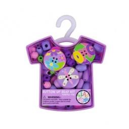фото Набор для создания украшений Bead Bazaar «Фиолетовая кофточка». В ассортименте
