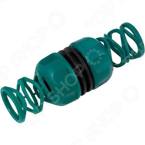 Муфта шланг-шланг с защитой от перегибов Raco Original Муфта шланг-шланг с защитой от перегибов Raco 4250-55227C /1/2