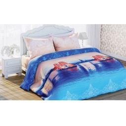фото Комплект постельного белья Любимый дом «Нева» 292287. 1,5-спальный