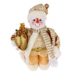 фото Игрушка новогодняя Новогодняя сказка 949138 «Снеговик»