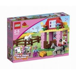 фото Конструктор LEGO Конюшня 70590
