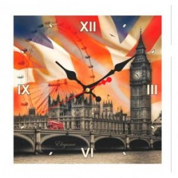 фото Часы настенные Вега СО 2-1 «Лондон»