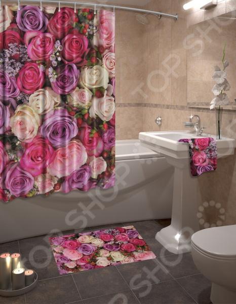 Набор для ванной «Розы»