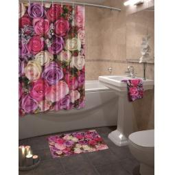 Купить Набор для ванной «Розы»