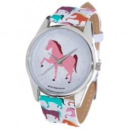 фото Часы наручные Mitya Veselkov «Гарцующая лошадка»