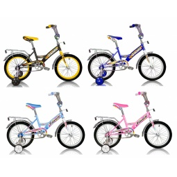 фото Велосипед Larsen Kids 16