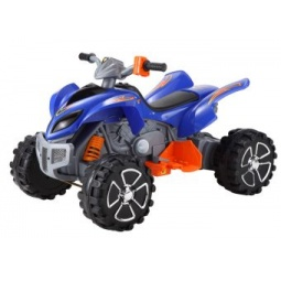 фото Квадроцикл детский электрический Пламенный Мотор 86088