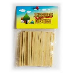 фото Набор развивающий Русские деревянные игрушки «Палочки» Д014а