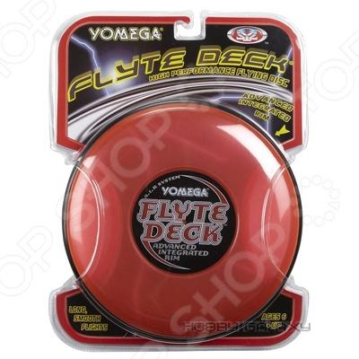 Диск спортивный YoMega «Flyte Deck»