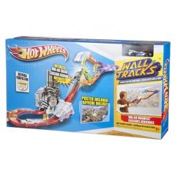 фото Набор игровой для мальчиков Mattel Сумасшествие в воздухе