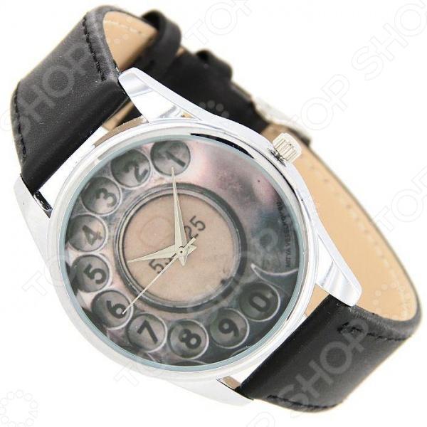 Часы наручные Mitya Veselkov «Телефонный диск» стоимость