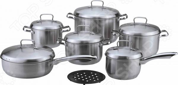 Набор посуды Bekker BK-2862