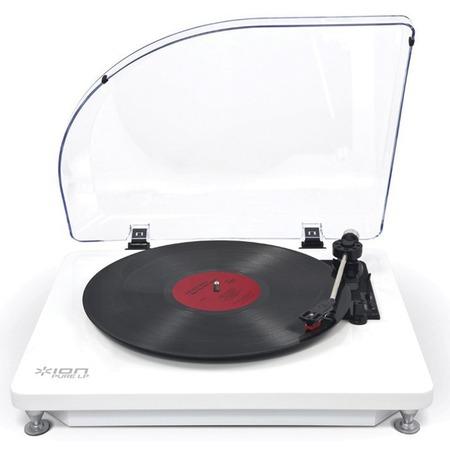 Купить Проигрыватель USB виниловый и MP3-конвертер ION Pure LP