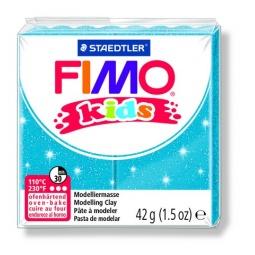фото Глина полимерная для детей Fimo kids 8030. Цвет: синий