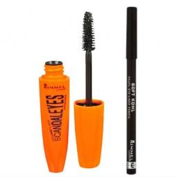 фото Набор: тушь для ресниц и карандаш для век Rimmel RM005627 Scandaleyes