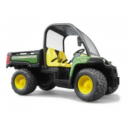 Купить Самосвал игрушечный Bruder John Deere Gator XUV 855D