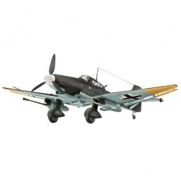 Купить Сборная модель штурмовика Revell Junkers Ju 87 G-2