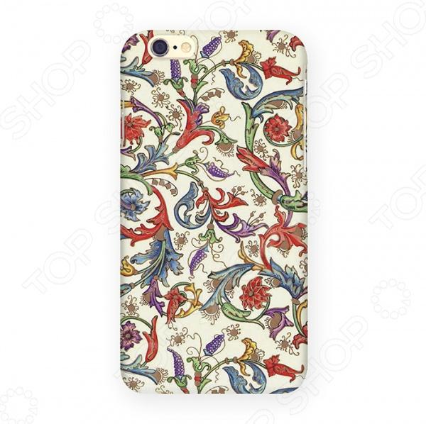 Чехол для iPhone 6 Mitya Veselkov «Райский сад» чехлол для ipad iphone mitya veselkov чехол для ipad райский сад ip 08