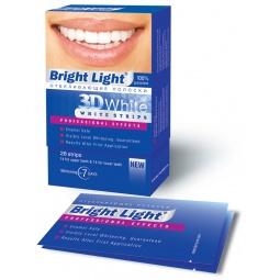 Купить Полоски для отбеливания зубов Bright Light Professional Effects