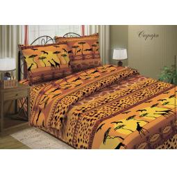Комплект постельного белья DIANA P&W «Сафари». 2-спальный