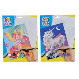 Купить Раскраска по номерам Simba 6337844. В аасортименте