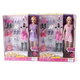 фото Кукла Shantou Gepai Anlily «Мой гардероб». В ассортименте